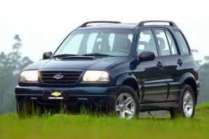 foto tracker 2004 diesel
