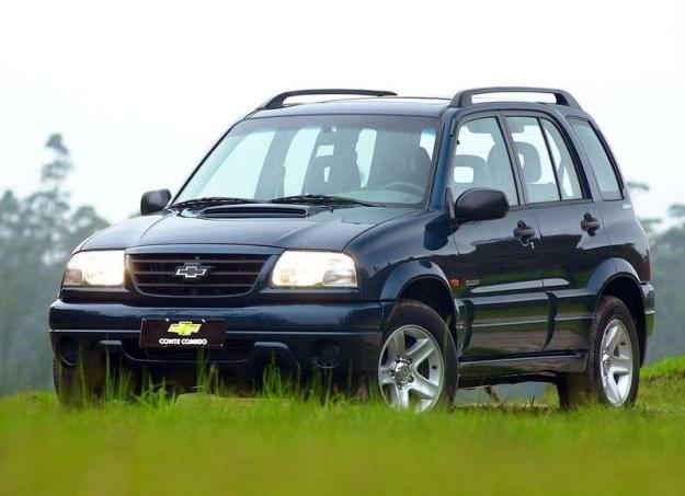 chevrolet tracker 2004 diesel