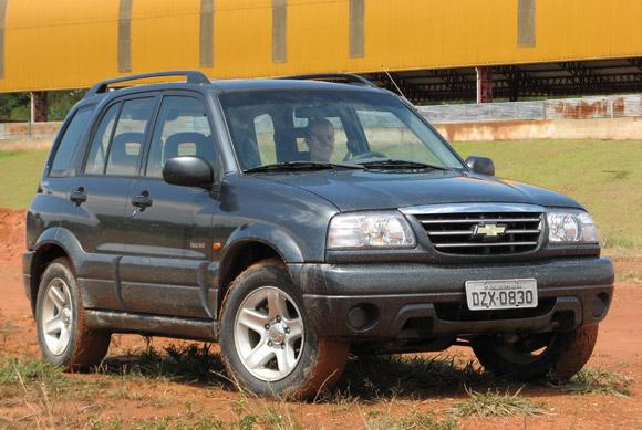foto tracker 2001 frente
