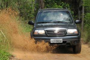foto tracker 2001 diesel 4x4 frente