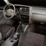 foto do interior da gm tracker 2007