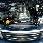 foto motor tracker 2007