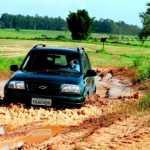 foto tracker chevrolet 2007 4x4