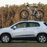 chevrolet tracker freeride lateral