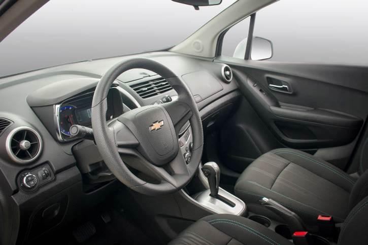 interior tracker 2016 lt